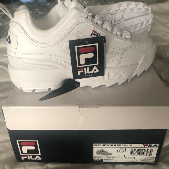Fila Shoes | Disruptor Ii 85385 | Poshmark
